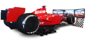 Symulator Bolidu F1 wynajem