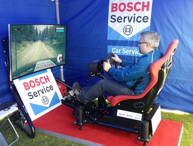 Pikniki Bosch Car Service