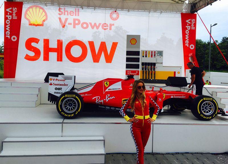 Shell V-Power Show 2017