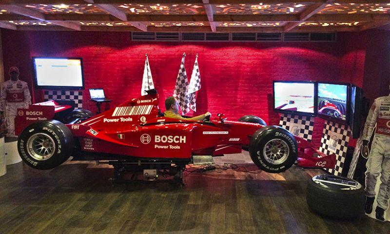 Bosch - impreza integracyjna