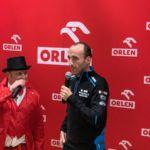 Robert Kubica wsparł wolontariat pracowników PKN ORLEN